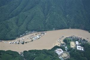 全壊家屋、1000棟超に 人吉市で864棟報告 熊本県発表