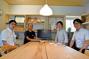 新潟・住学が「県産材振興部」スタート 柔軟な発想で実践的な活用・普及策を検討