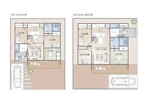 ケイアイスター、590万円からの規格型注文平屋住宅を発売