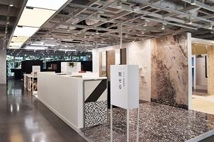 エービーシー商会、「東京ショールーム」オープン 現場に近い環境を再現