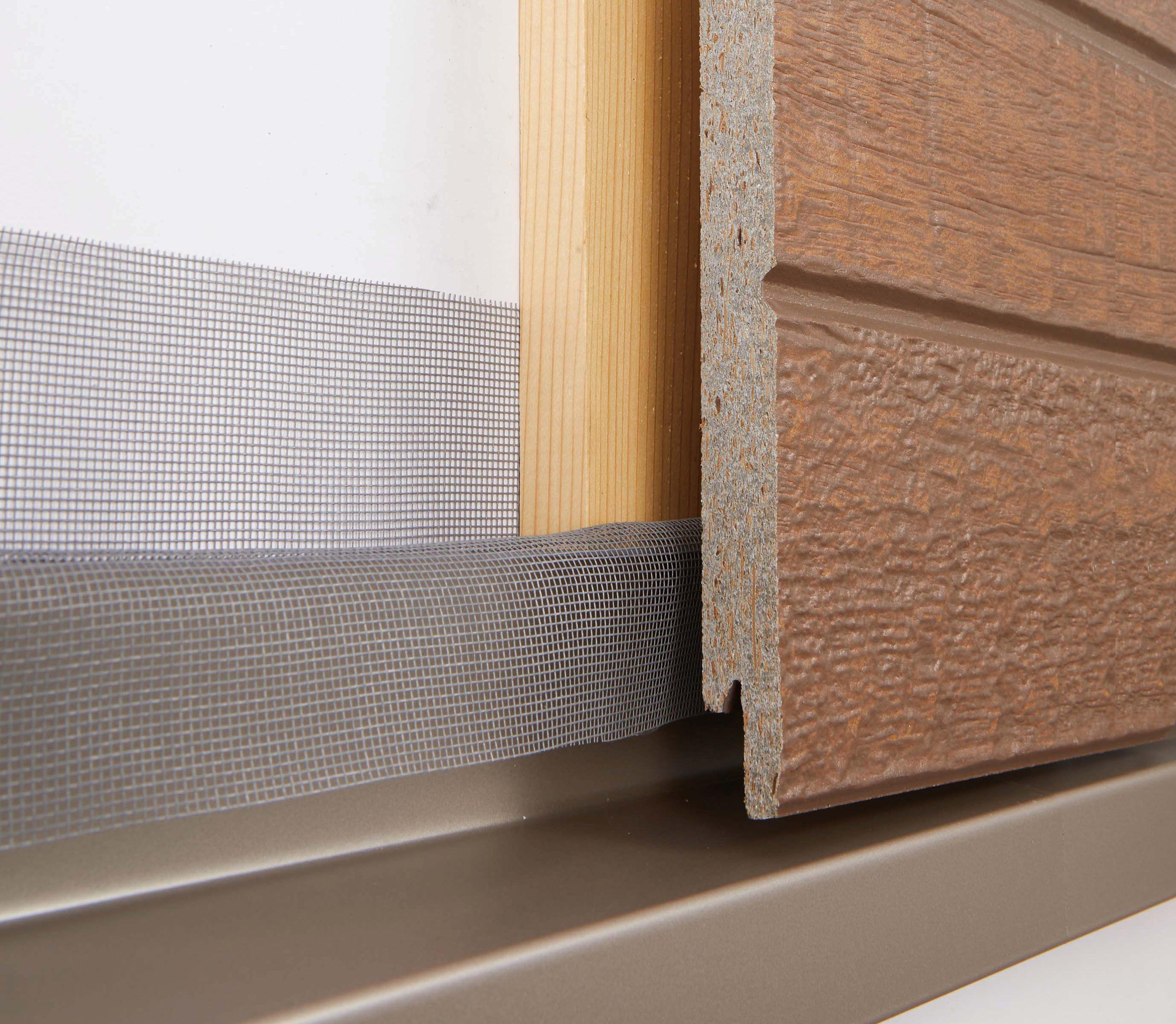 城東テクノ、加工しやすい通気層用の防虫網