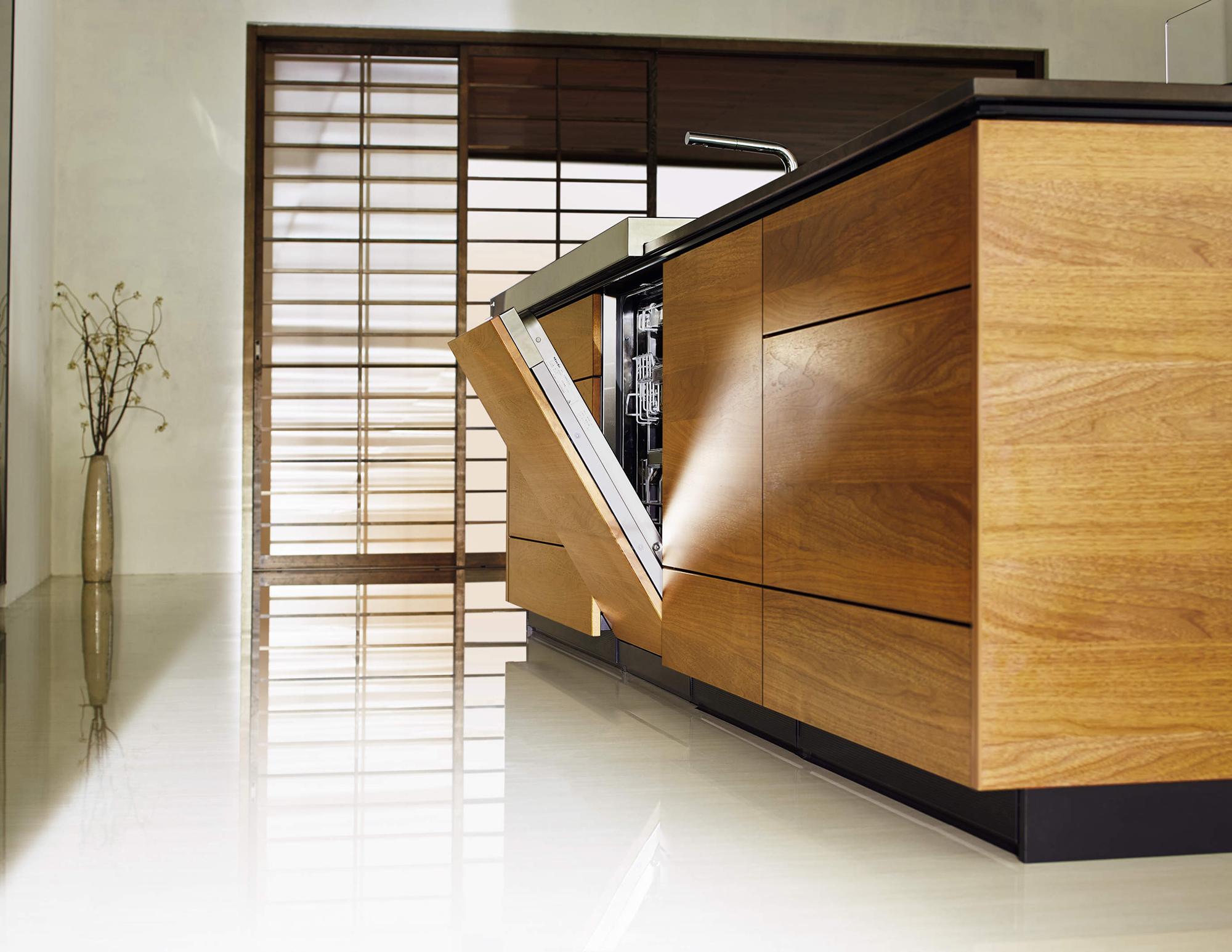 クリナップ、中高級キッチンでミーレ食洗機の対応範囲拡大