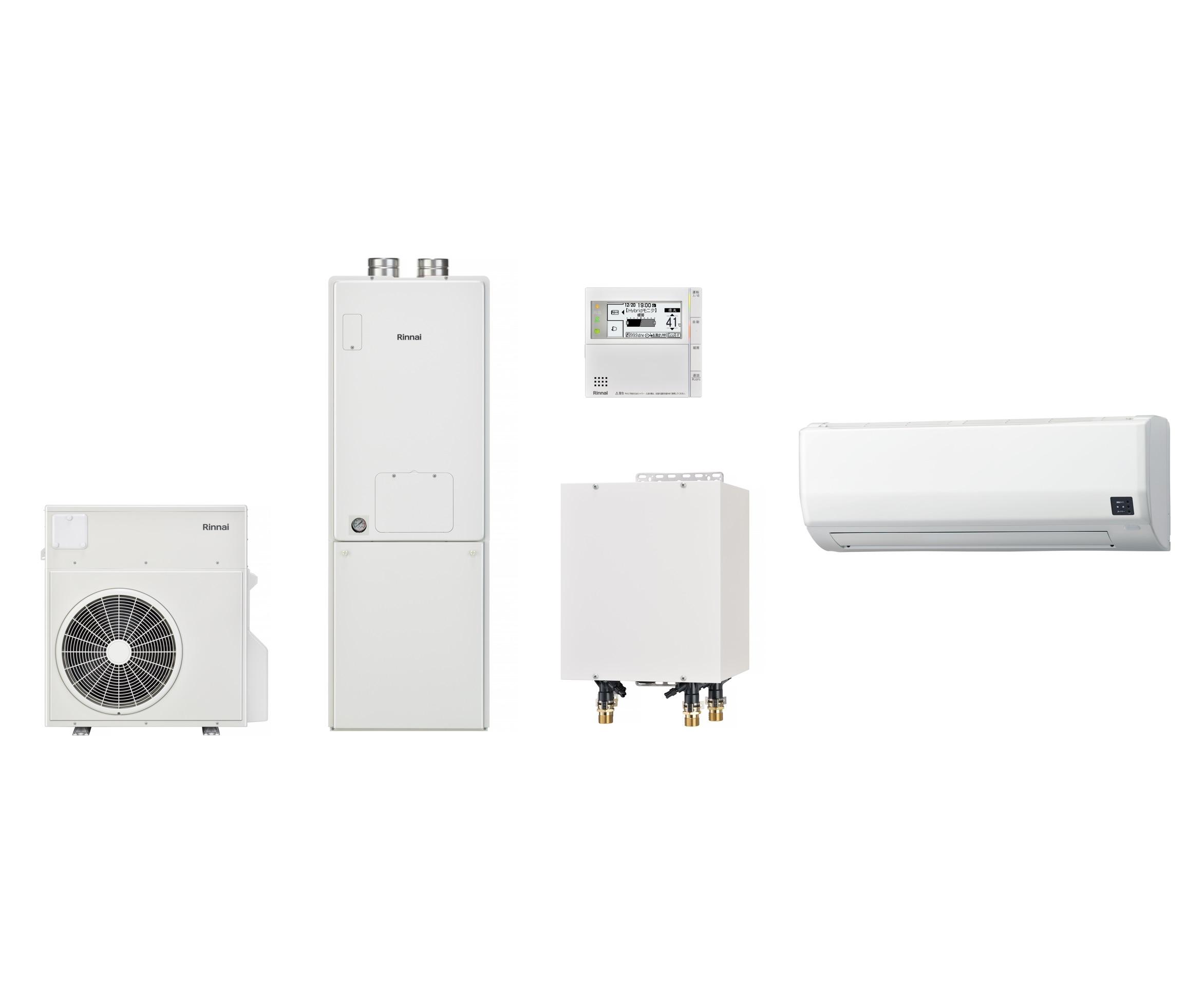 コロナら3社、寒冷地向けハイブリッド冷暖房・給湯システムを共同開発