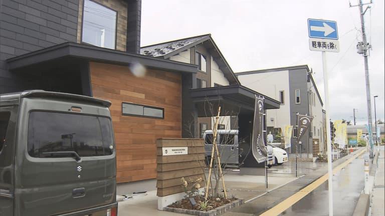 地元工務店6社が合同で青森市に住宅展示場オープン