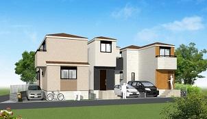 オープンハウス、990万円からのテレワーク対応・郊外注文住宅プラン発売