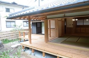 伝統建築と技術を未来の熊本に継承 手刻み大工と豊富な大径木を生かす -すまい塾 古川設計室 古川保さん