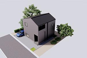 規格住宅「S」が始動 注文や分譲とは異なる住宅提案に