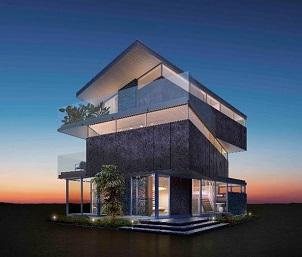 三菱地所ホーム、新構法の木造注文住宅ブランド発表