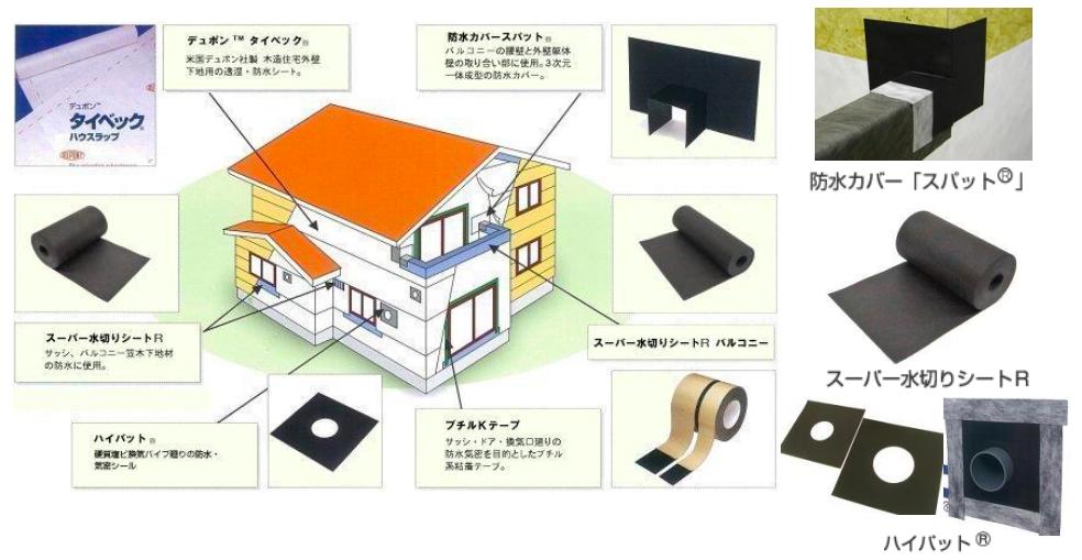 クワザワ「外壁防水システム」が格付けジャパン「トップランナー認証」