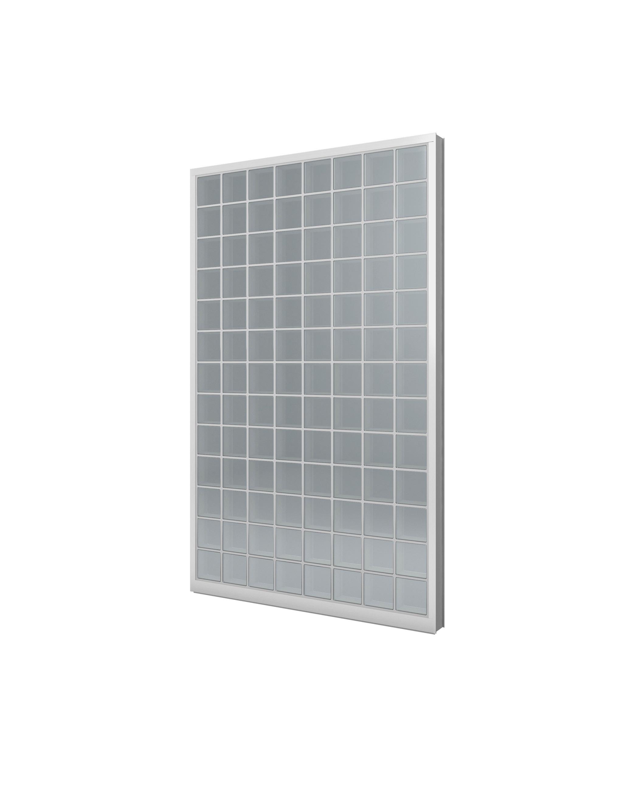 三協アルミ、防火アルミ形材ガラスブロック枠を発売