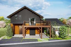 細田工務店、東急ハンズとBinOとの提案型モデルハウス 横浜にオープン
