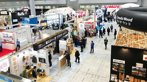 ウイルス対策製品勢ぞろい 感染対策徹底しジャパンホームショー開催