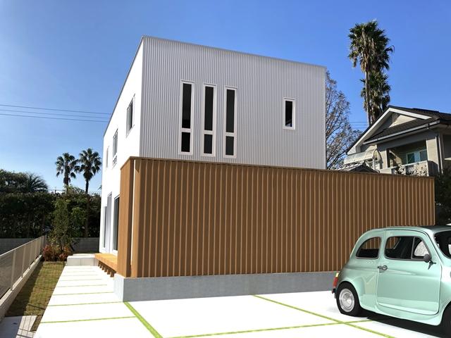 長崎初のユニテハウス展示場 「建物」ではなく「不動産」