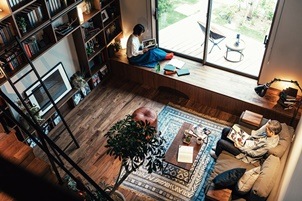 多彩なコンセプトハウスで受注増 家具・インテリアなど地元ショップとコラボで商品化 -ウンノハウス [山形市]
