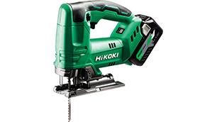 切断スピードが向上したジグソー新製品2機種発売-HiKOKI