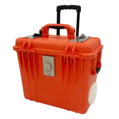 オーエスグループ、災害停電時や工事現場で使用可能な「移動電源 」発売