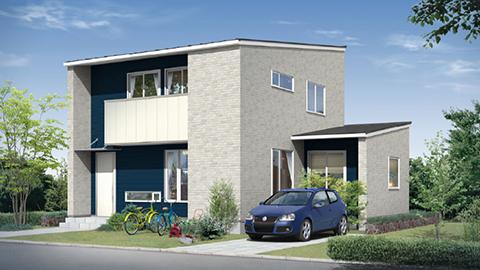 """""""ちょうど良いシンプルな暮らし""""実現する企画住宅、2021年1月に発売-エースホーム"""