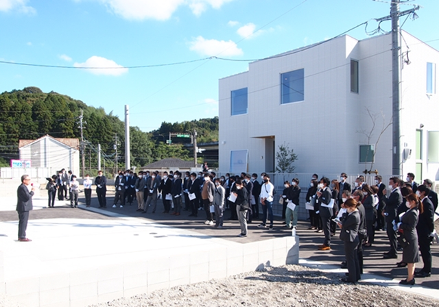 第18回フォーセンスフォーラムを宮崎で開催、自社開発の分譲地公開
