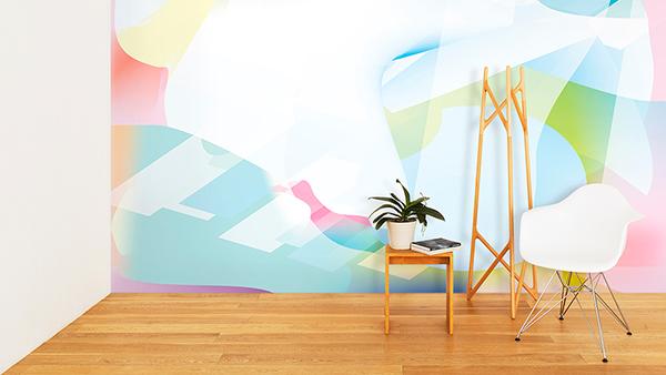 壁紙「WhO」、ユニークなリレーデザイン企画を開始