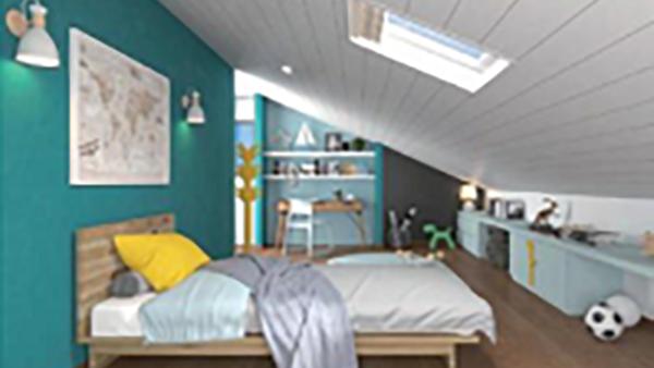 ヒノキヤグループ、小屋裏を快適な居室スペースにする「Atelier」発売