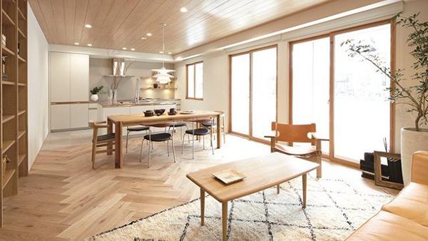 住環境ジャパン、アクタスと共同企画した家具代込みのリノベプラン発売