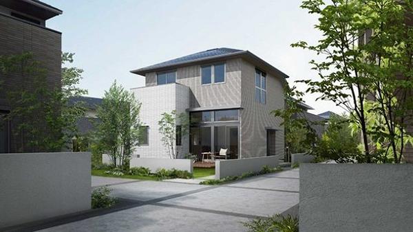 """ミサワホーム、3つの""""ニューノーマル""""デザイン提案する企画型住宅を発売"""