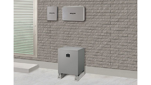 シャープ、9.5kWhの住宅用クラウド蓄電池システム発売