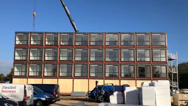 大和ハウス、欧州での工業化建築事業を本格化 モジュラー建築取り扱い会社の株式取得