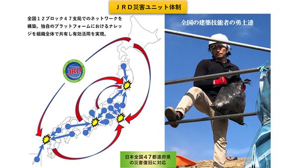 全日本災害住宅レジリエンス協会を創設 プラットホーム構築で被災住宅復旧工事を迅速化