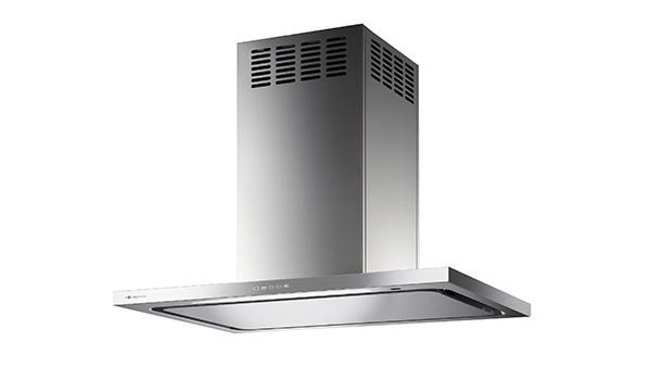 換気による空気入れ替え不要なIH専用フードを発売-アリアフィーナ