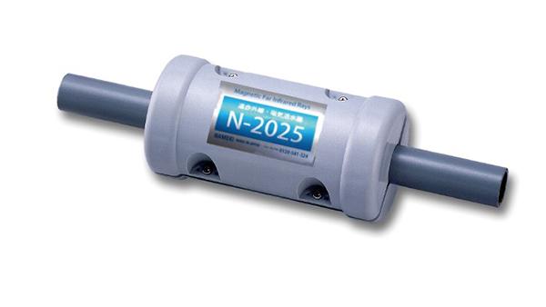 水道管に挟み込むタイプの磁気活水器を発売-ナメキ商会