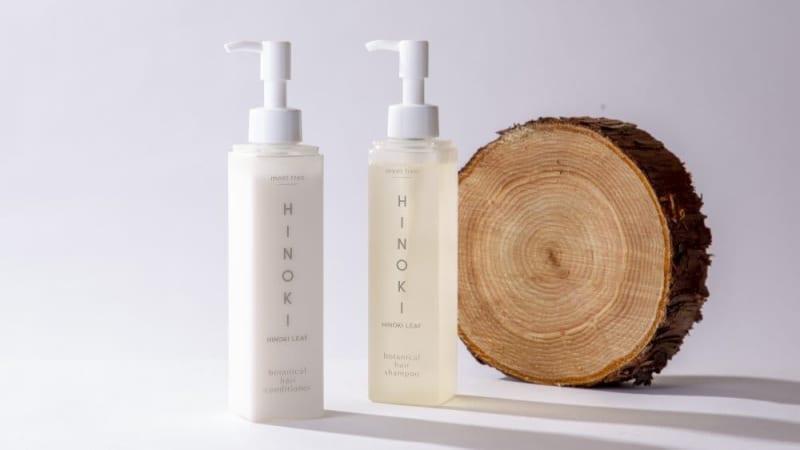 林業っぽくない商品を…開発した「東濃ヒノキのシャンプー」 イメージ変え「必要とされる企業に」【岐阜発】