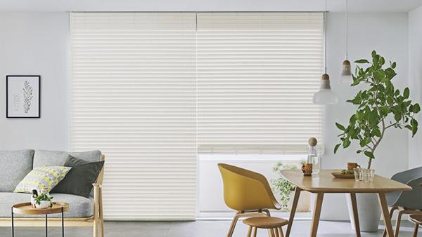 立川ブラインド、集成材スラットの木製ブラインドに新色10色