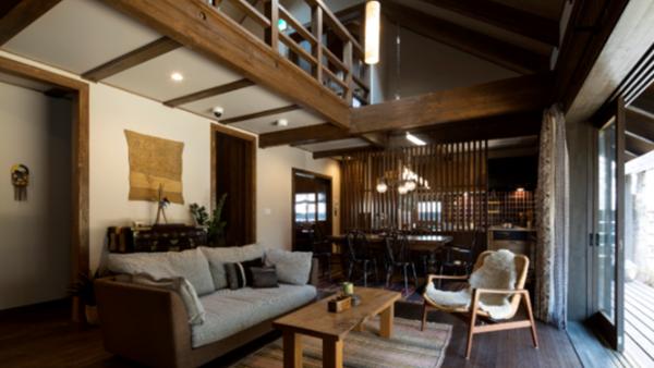 BESS「倭様 程々の家」で住宅内観デザインの意匠登録