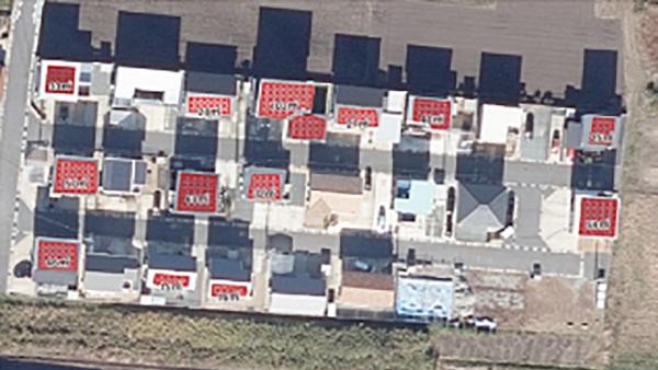 AIで地域内の太陽光発電設備を可視化 3社が業務提携し提供へ