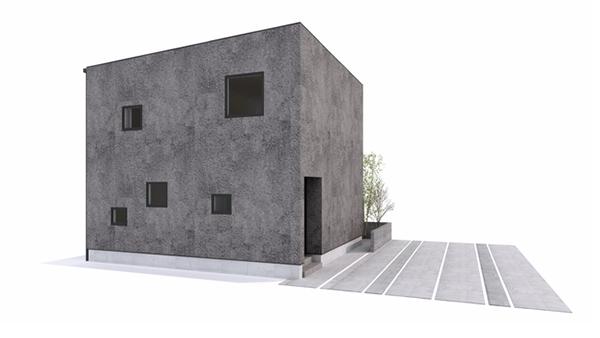 コルビュジェの傑作めざした1280万円の建売住宅-カーサ・プロジェクト