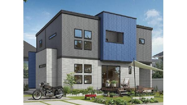 100種の「ハコ」を組み合わせるセミオーダー住宅発売-クレバリーホーム