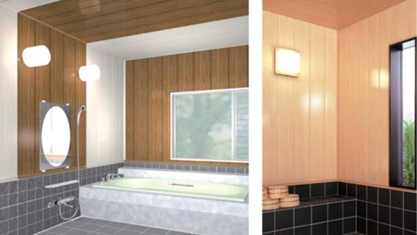 フクビ、浴室用天井・壁装材がSIAA認証を取得