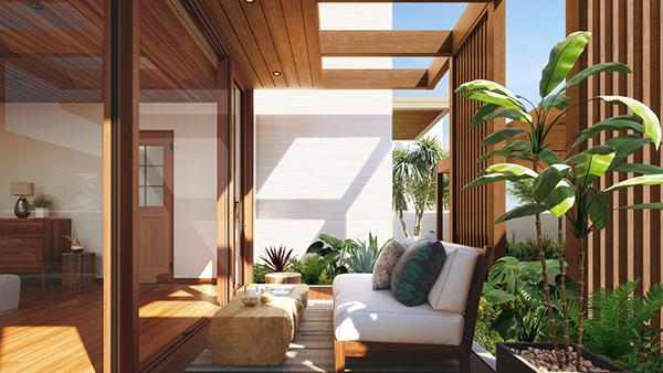 YKK AP、建物と調和するエクステリア空間がつくれる4パーツ発売