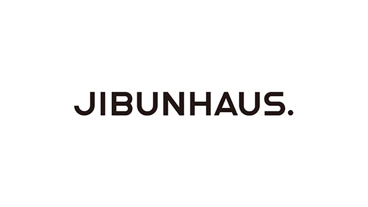 ジブンハウスが「JIBUN HAUS.」に社名変更