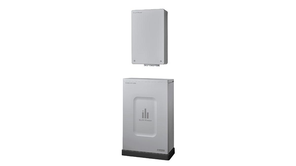 エリーパワー、全負荷対応型のハイブリッド蓄電システムを発売