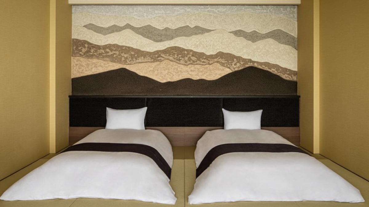 全室にシラス壁採用の「星野リゾート 界 霧島」オープン