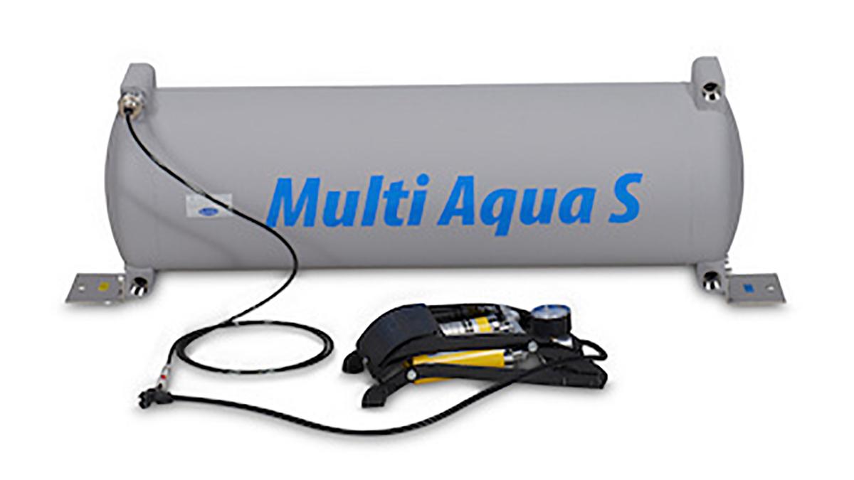 3日分の非常用水が貯められる水道直結型タンクを発売