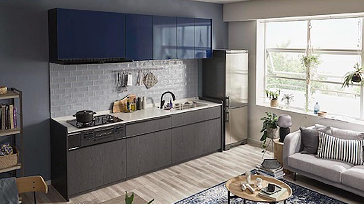 LIXIL、シンプルで選びやすいシステムキッチン「シエラS」を発売