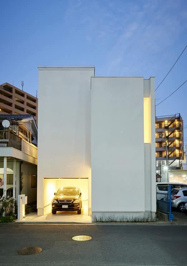ポラス注文住宅、米デザインアワードで金賞に輝く シンプルさと気品を兼ね備えた空間構成が高評価