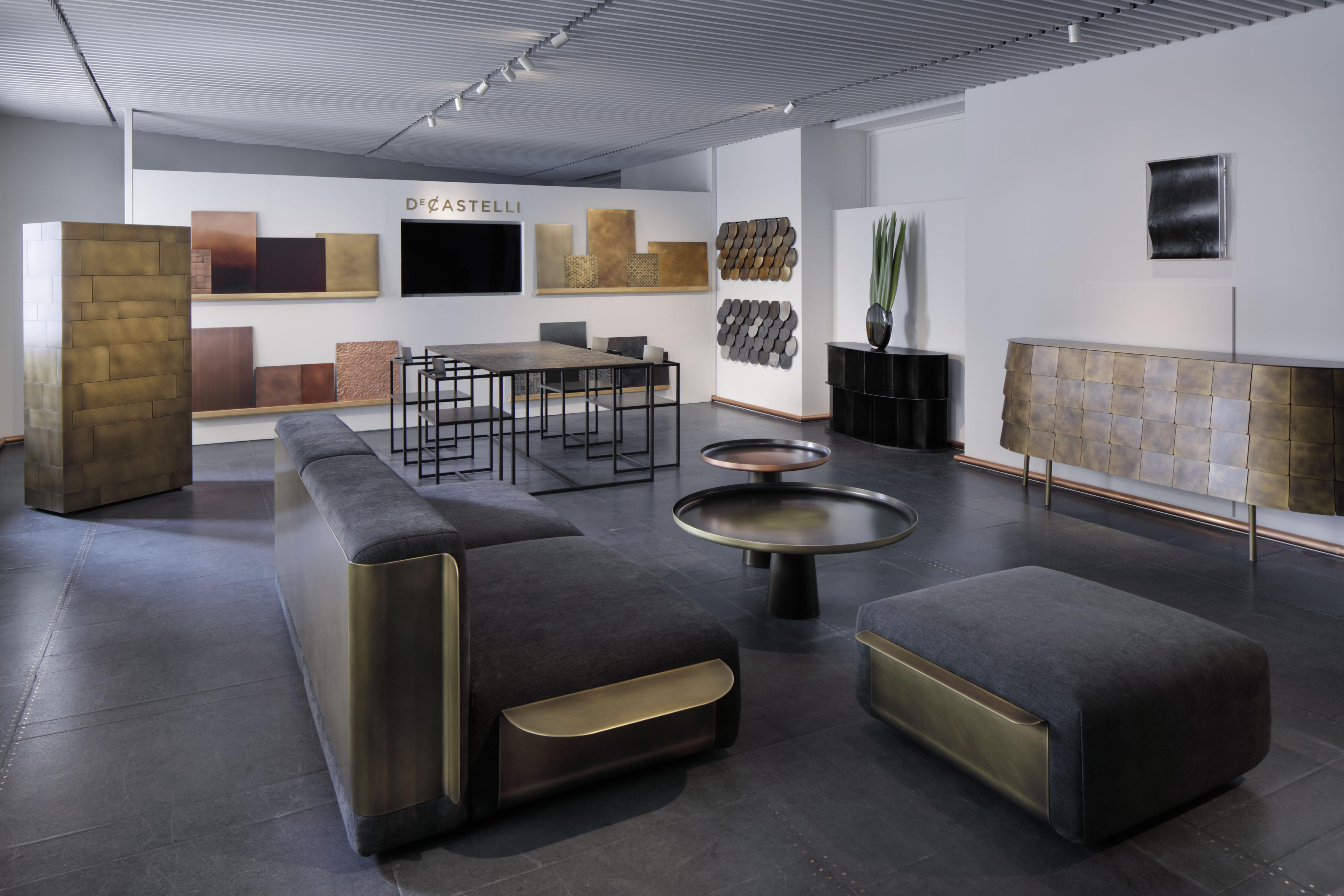 イタリアのハイエンド家具「デカステッリ」が東京ショールーム開設