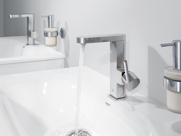 グローエ、洗面水栓の新シリーズ「PLUS」を発売