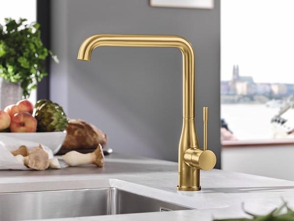 グローエのキッチン水栓「エッセンス」「アトリオ」に新色