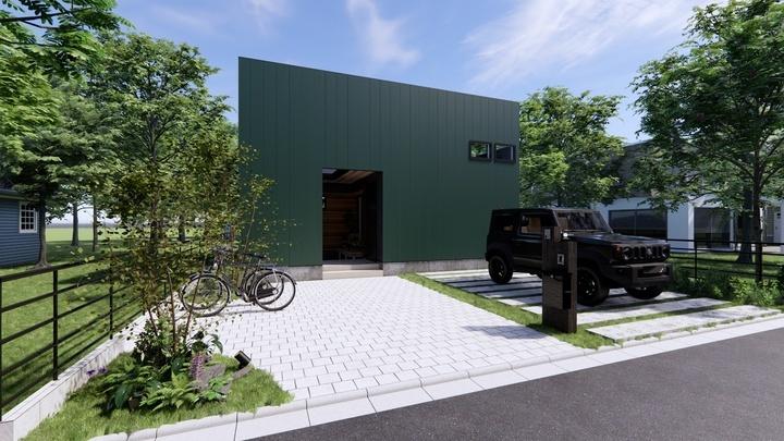 三重のサンクスホーム、税込980万円〜の平屋を発売