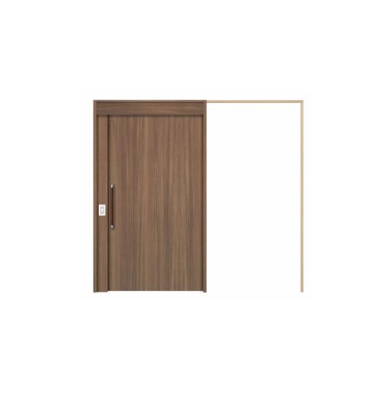阿部興業、非接触で開閉する室内用自動ドアを発売